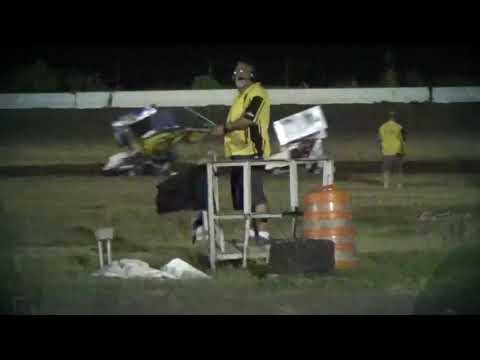 South Texas Speedway Outlaw Kart Feature race win! 8/5/2017