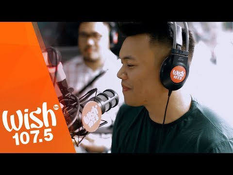 """"""" AJ Rafael performs """"Without You"""" LIVE on Wish 107.5 Bus"""""""