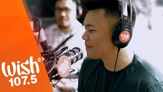 "AJ Rafael performs ""Without You"" LIVE on Wish 107.5 Bus"