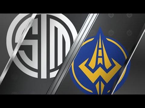 Golden Guardians vs Team Solomid vod