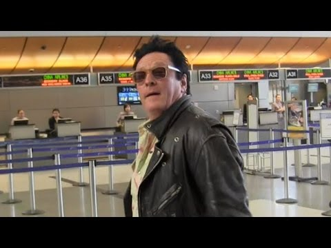 Michael Madsen At LAX, Says 'Reservoir Dogs' Movie Was 'One Of The Best Of It's Time'