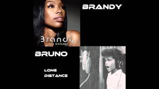 Brandy & Bruno Mars -  Long Distance (Maico Remix)