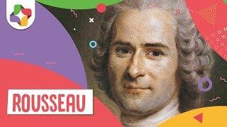 Jean Jacques Rousseau - Filosofía - Educatina