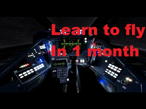 Learn how to fly a plane - OMM first challenge