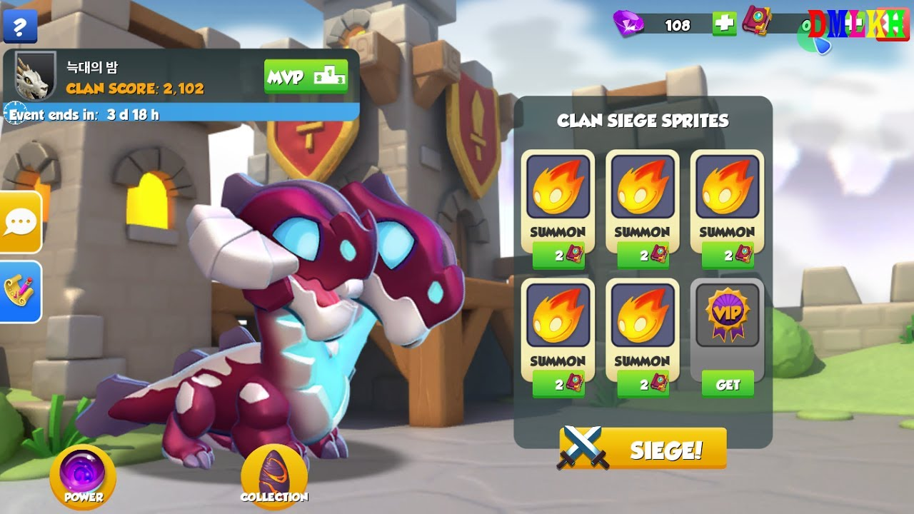 Dragon Mania Legends Clan