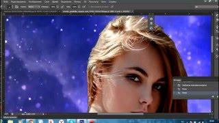 Урок по Adobe Photoshop CS6 (Замена фона у картинки)2016