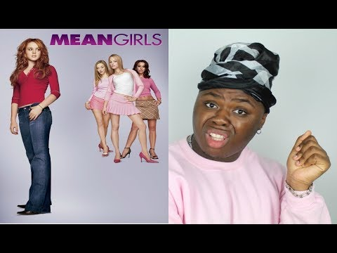 IF A GHETTO GIRL WAS IN MEAN GIRLS