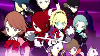 Persona Q: Light The Fire Up in the Night -Persona 3 Ver- Extended