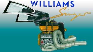 Singer Vehicle Design атмосферный оппозитный двигатель мощностью 500 л.с.  Singer 911