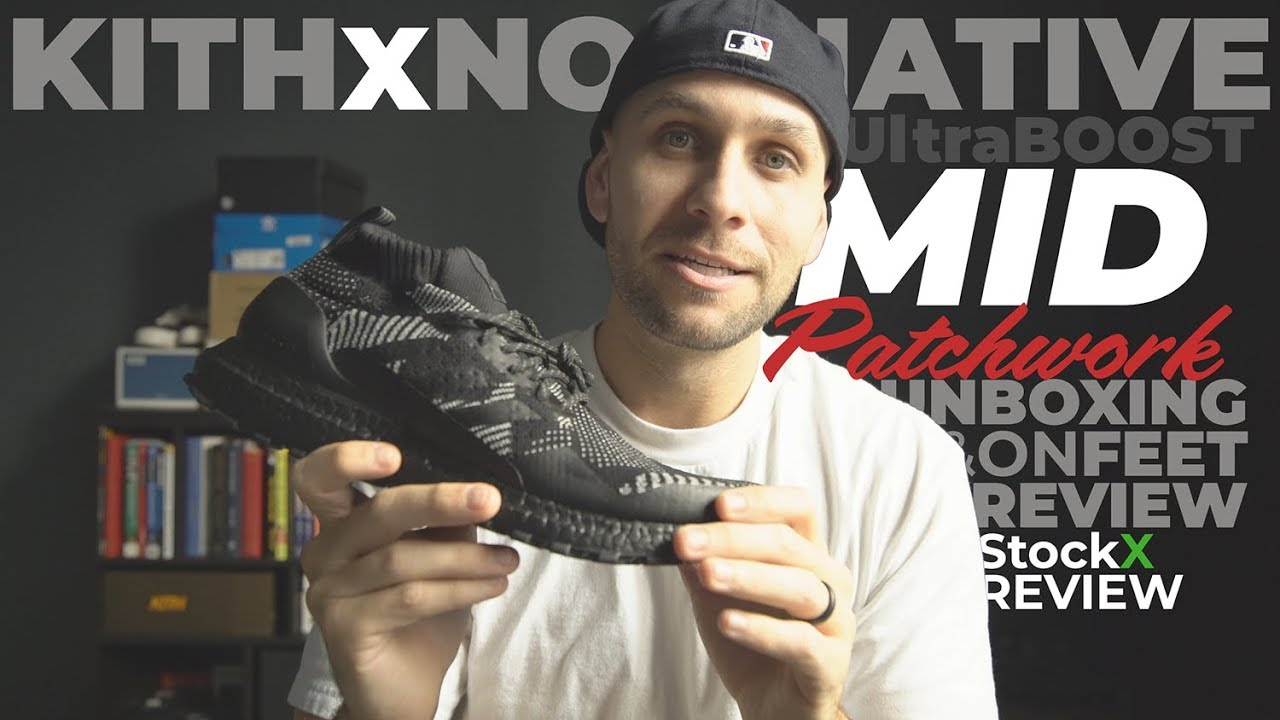 bc1aba1f RONNIE FIEG IS BACK! ADIDAS, KITH, NONNATIVE ULTRA BOOST MID REVIEW ...