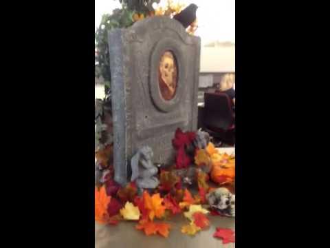 2014 Office Halloween Decorations