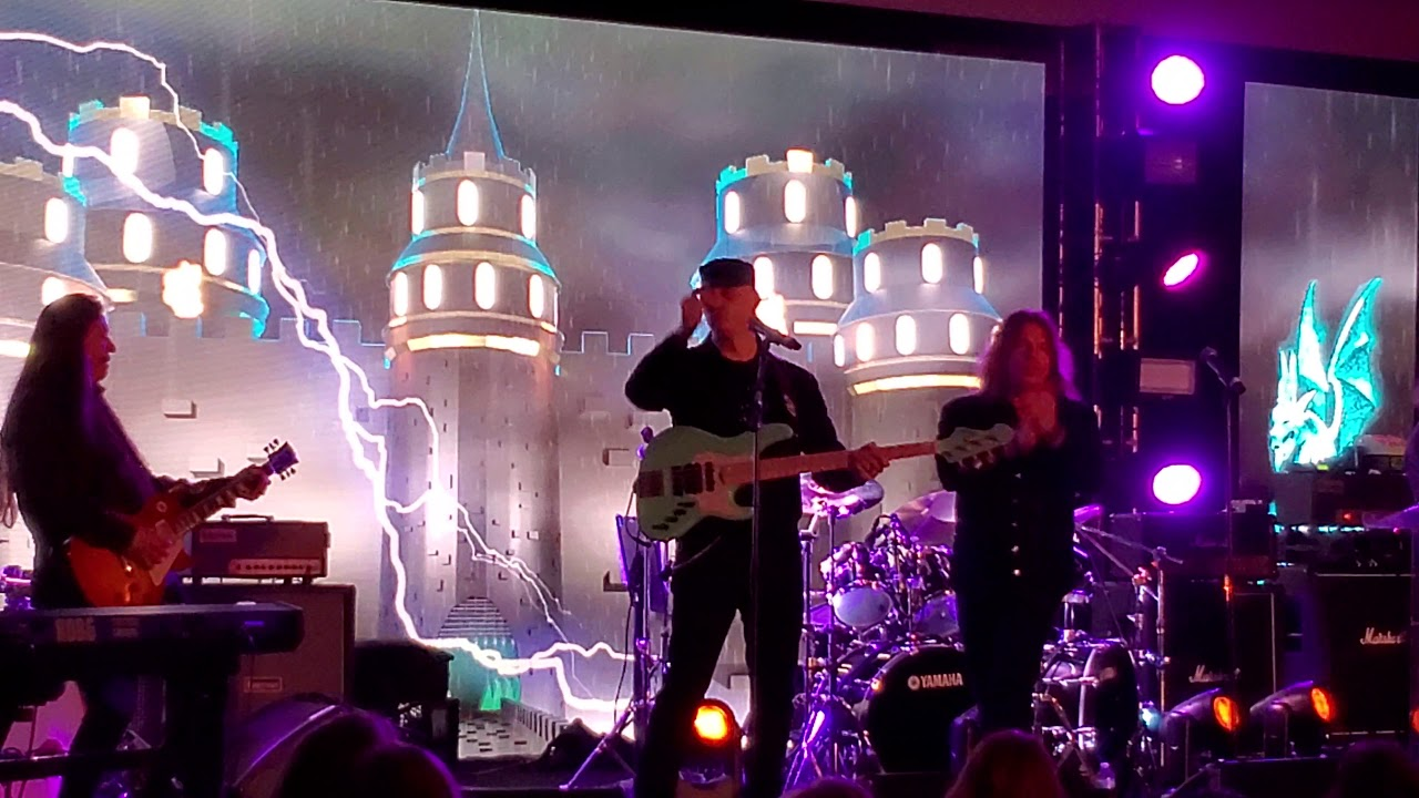 """Riot Act """" Swords And Tequila """" Hall Of Heavy Metal Anaheim CA NAMM 1-15-20"""