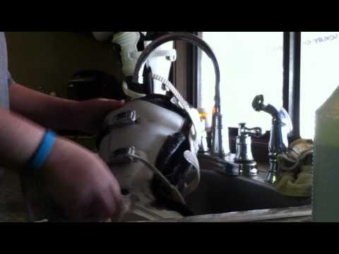 How to clean your motocross boots.
