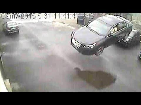 Worst Car Crash Compilation In USA