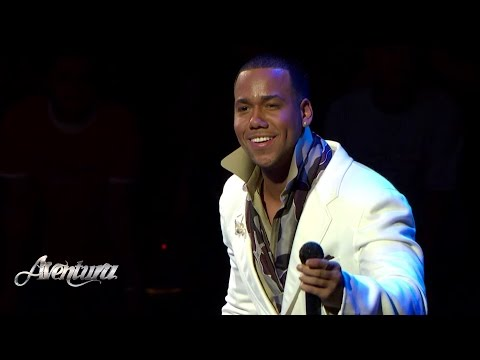 Aventura - Hermanita (Sold Out At Madison Square Garden)