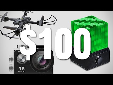 Top 10 Best Tech / Gadgets For Under $100 - 2016