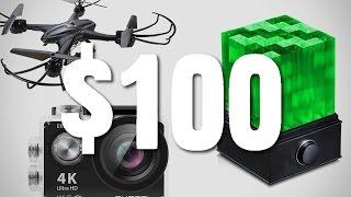 Top 10 Best Tech / Gadgets For Under $100 - 2016