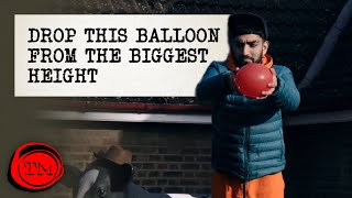 Drop this Balloon from the Biggest Height | Taskmaster S10