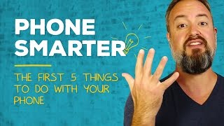 Its phone week! Top 5 things to do with your 📱 !!!