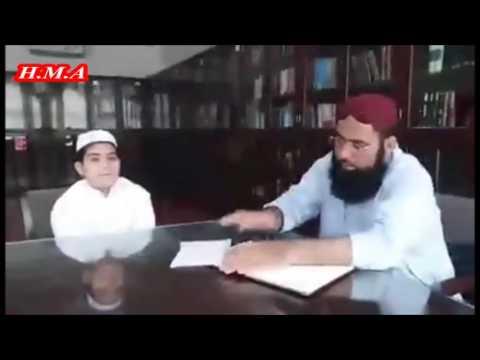 Naat Ki Practice Karty Huwy Hafiz Zain ul Abidin Jalali Muhammad Athar Jalali