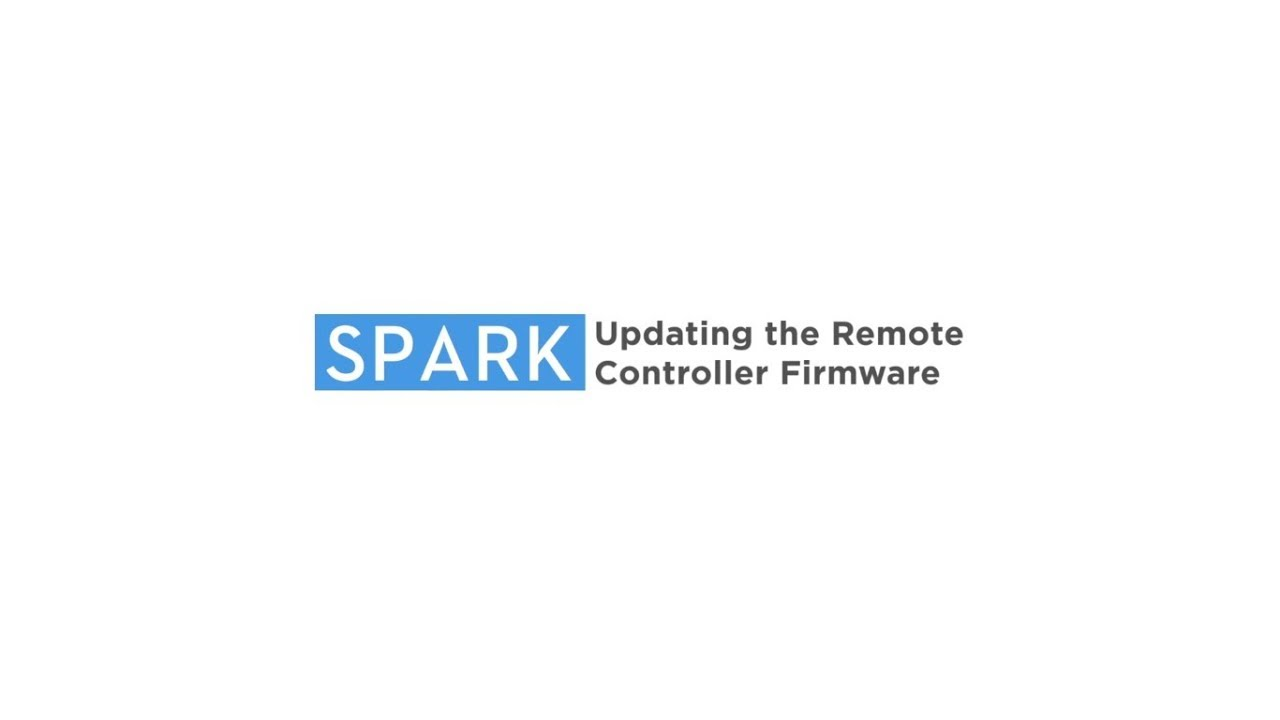 Spark owners, update your drone's firmware or it'll be grounded