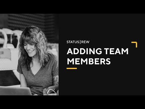 Adding Team Members To Your Account | Statusbrew