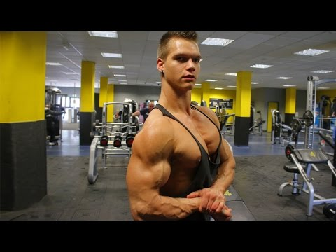 Bodybuilding Chest Workout Motivation