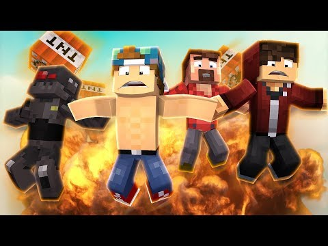RUN FOR YOUR LIFE! | Minecraft TNT Games