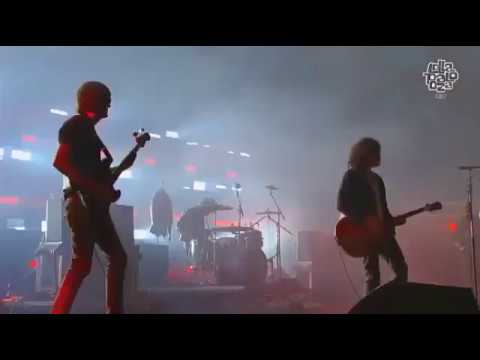 The Strokes -  Modern Age - Live (lollapalooza chile) 2017