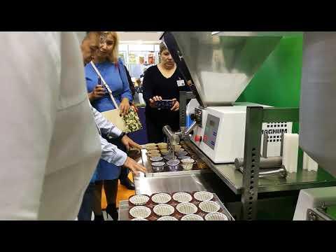 ДИВоБлог: дозирование теста для кексов в формы
