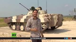 Venezuela en el Biatlón Mundial de Tanques, Rusia 2015 | Programa La lista de Erick (RT)