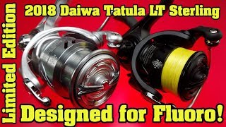 Daiwa Tatula LT vs Tatula LT Sterling Silver (limited edition) The Differences you need to know!