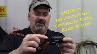 GM Thermostatically Controlled Block Heaters