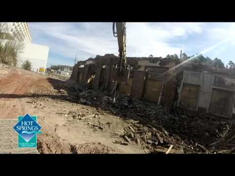 Majestic cleanup excavator POV extended play