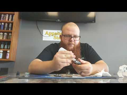 How to change your coil and glass (Fireluke Mesh Pro Tank)