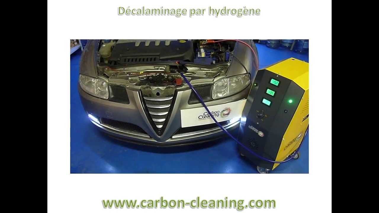 d calaminage moteur sur alfa gt 1l9 jtd avec carbon cleaning youtube. Black Bedroom Furniture Sets. Home Design Ideas