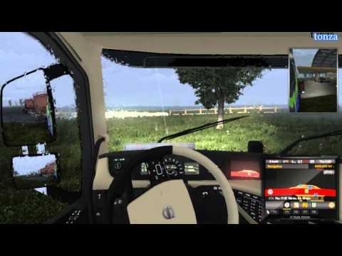 ลิ้งโหลด Download Euro Truck Simulator 2 เกม ขับสิบล้อกัน
