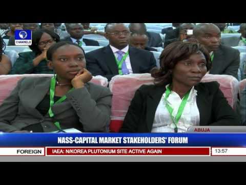 NASS Capital Market Stakholders' Forum Day 2 Pt 5