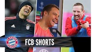 """""""Arschbolzen"""" und mehr! - FC Bayern Shorts I Vol. 9"""