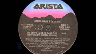 Jermaine Stewart (1985) We Don