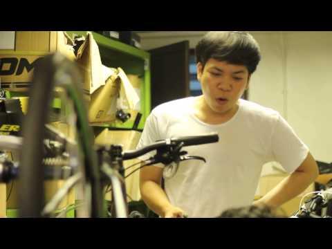 รายการ Walk In / Tape 1 การเลือกซื้อจักรยาน