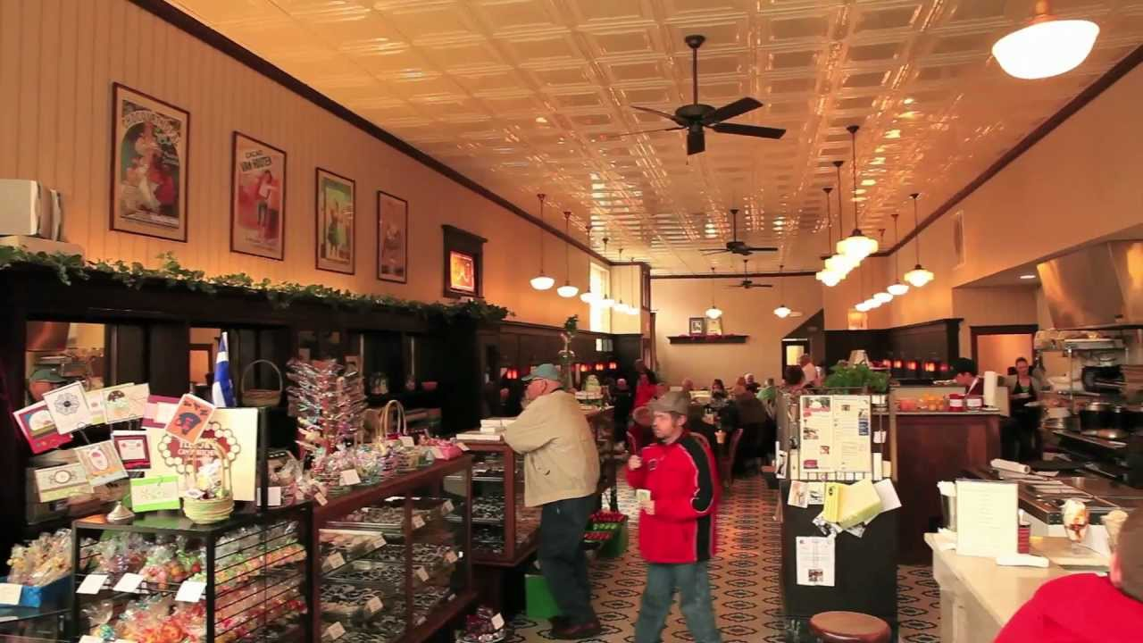 Flesor S Candy Kitchen Tuscola Illinois