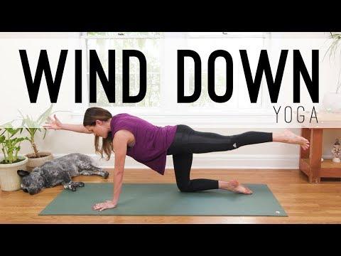 Wind Down Yoga     Yoga With Adriene thumbnail