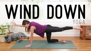 Wind Down Yoga  |  Yoga With Adriene