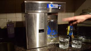 PURE WATER MINI CLASSIC CT WATER DISTILLER TEST