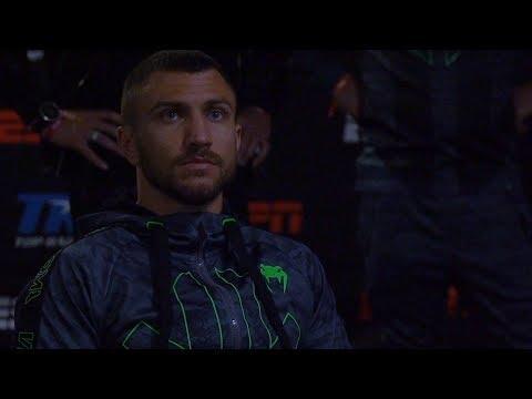 Fight Night | Vasiliy Lomachenko Vs Luke Campbell (Behind The Scenes)