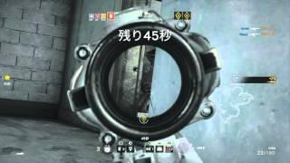 ディフューザー防衛 裏取り置きエイム[レインボーシックス シージ] thumbnail