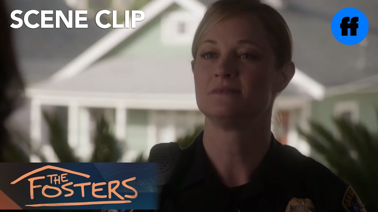 the fosters season 1 episode 13 stef visits callie