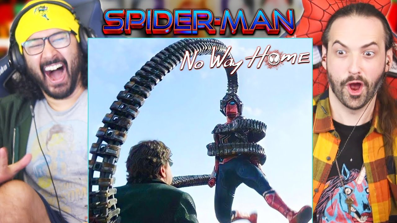 Download Spider-Man No Way Home NEW LOOK & Tobey & Andrew Confirmed By Article?! REACTION!