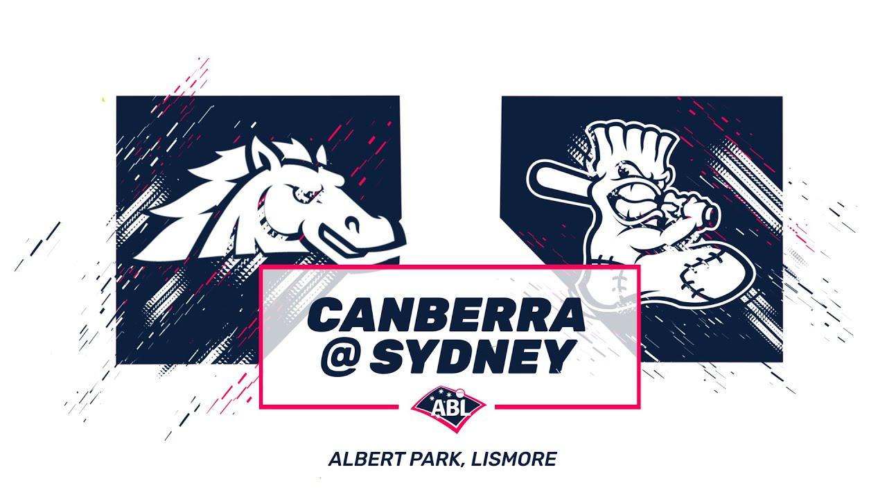 Sydney Blue Sox v Canberra Cavalry - Australian Baseball League - January 23, 2020
